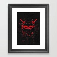 Raphael Turtle Framed Art Print