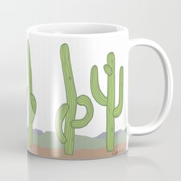 The Cactus Club Coffee Mug