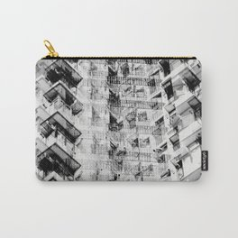 Hong Kong Apartments Carry-All Pouch