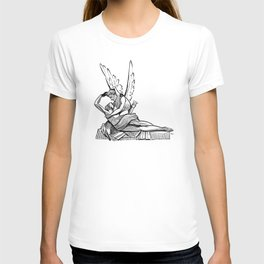 Psyche revived, Canova, Louvre. T-shirt