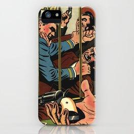 Perfect Crime iPhone Case