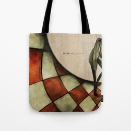 13th Floor with Diana Tote Bag