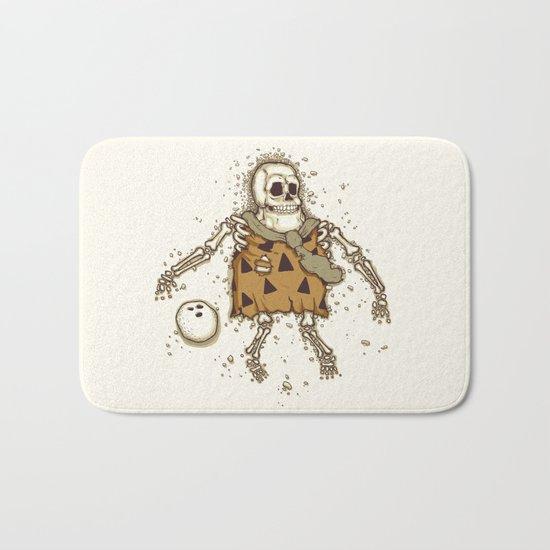 Mysterious fossil Bath Mat