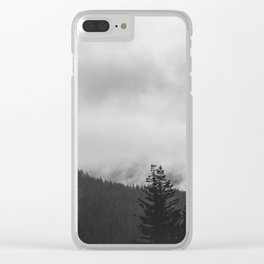 Undone - nature photography Clear iPhone Case