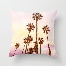 Coconut Groove #society6 #decor #lifestyle #buyart Throw Pillow