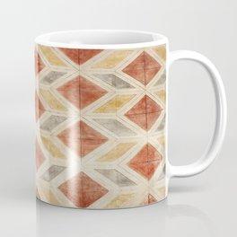 Rombos rojos Coffee Mug