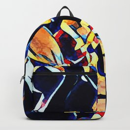 Hot Lava ~ Muscale Backpack