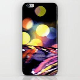 Scarf II iPhone Skin