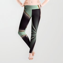Fractal Pinch in BMAP01 Leggings