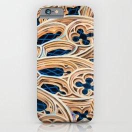 Gothic. Santarem iPhone Case