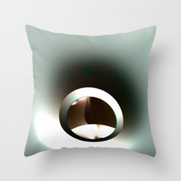 Own space Throw Pillow