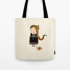 Cancer Girl  Tote Bag