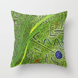 RAYCLEST 3 Throw Pillow