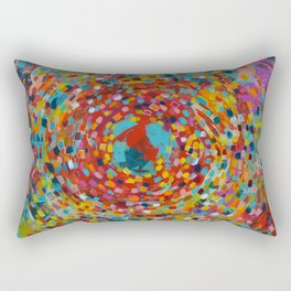 Kaleidescope Rectangular Pillow