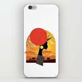 The Cradle of Civilization iPhone Skin