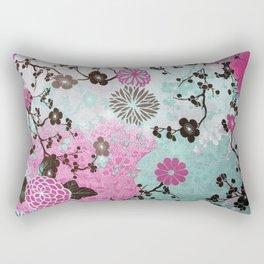 flowers 2 Rectangular Pillow