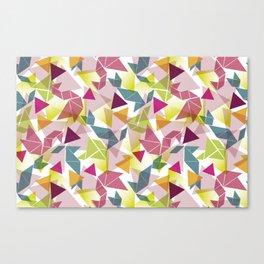 Tangram Canvas Print