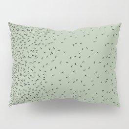 ANTS GREEN (BIG RUG) Pillow Sham