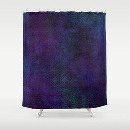 Fill in the Gaps Shower Curtain