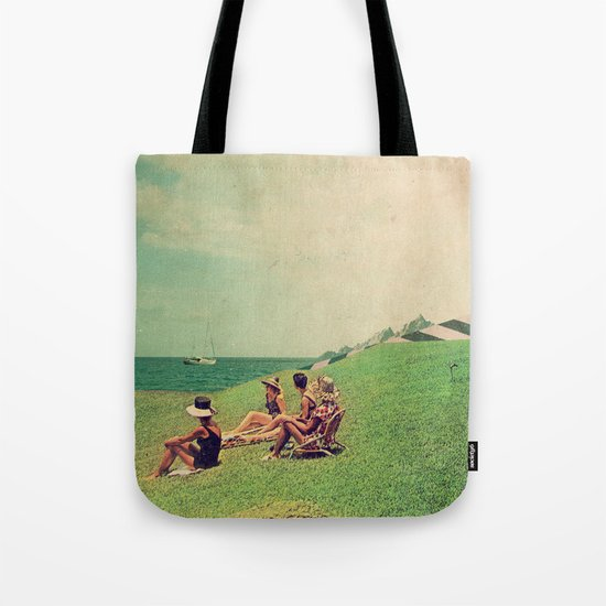 The Sun Forgot Us Tote Bag