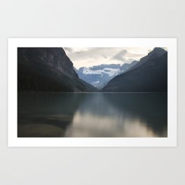 Lake Louise, Canada Art Print