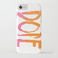 dope iPhone & iPod Cases featuring DOPE by Matthew Taylor Wilson