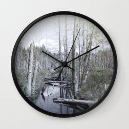 Print 48 Wall Clock