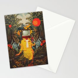 She Came from the Wilderness Stationery Cards