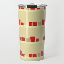 Retro Holiday Gifts Travel Mug