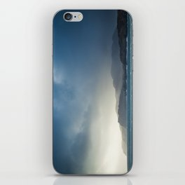 Slieve League during Storm Jake iPhone Skin