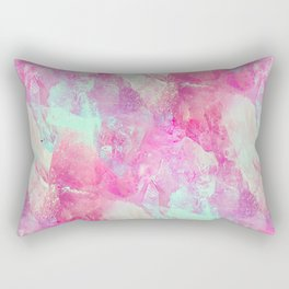 Abstract glass effect Rectangular Pillow