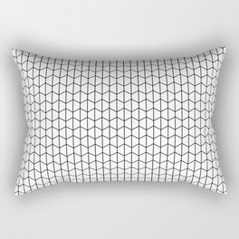 Geometrix 01 Rectangular Pillow