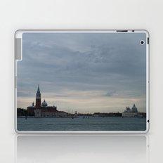 Venice laguna at sundown Laptop & iPad Skin