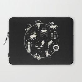 Strange Fortunes: Midnight Laptop Sleeve