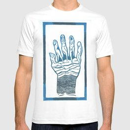 Dead in the water T-shirt