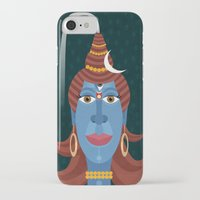 transformer iPhone & iPod Cases featuring Lord Shiva - Transformer or Destroyer by quackdesigns