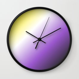 Non-binary Wall Clock