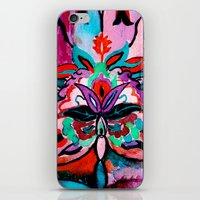 ruby iPhone & iPod Skins featuring Ruby by Sonal Nathwani