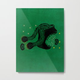 Detached3 Metal Print