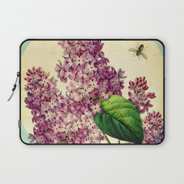 May Lilacs Laptop Sleeve