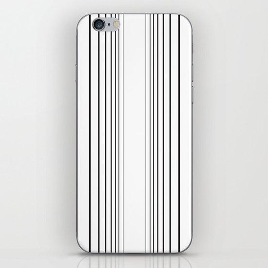 Void Line iPhone & iPod Skin