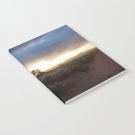 New Mexico Sunset Notebook