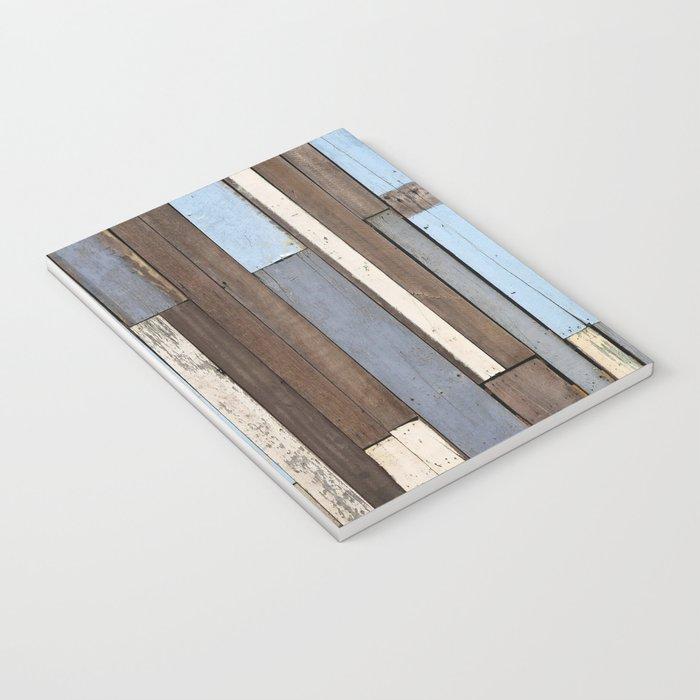 Vintage Wood Notebook