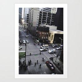 Chicago, 2014 Art Print