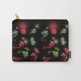 A very bright Christmas and a glowing new year! Carry-All Pouch