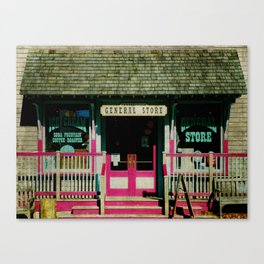 Tannersville General Store Canvas Print