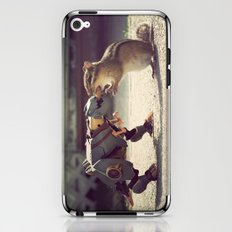Grimlock vs Munkzilla iPhone & iPod Skin