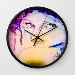 distrust Wall Clock