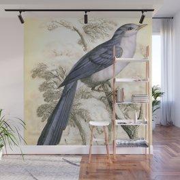 Bluebird Wall Mural