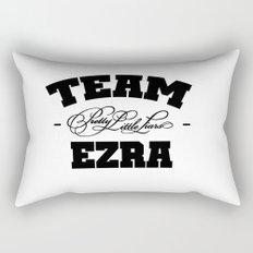 PLL - Team Ezra Pretty Little Liars Rectangular Pillow